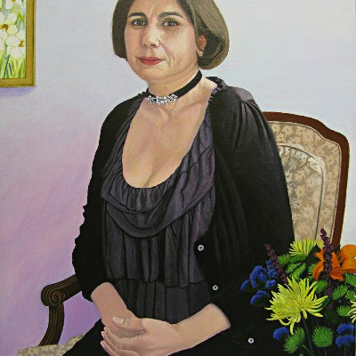 Portrait of Mrs. Fay F.